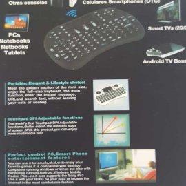 Ασύρματο πληκτρολόγιο - Touchpad συμβατό γιά όλες τις smart συσκευές