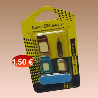 Σετ αντάπτορες για κάρτες SIM