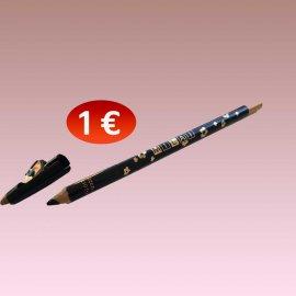 Μολύβι ματιών μαύρο με ξύστρα 239e2b53b76