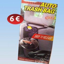 Σάκος σκουπιδιών αυτοκινήτου